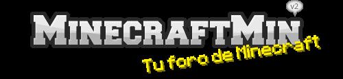 MinecraftMin – Tienda de merchandising de Minecraft.